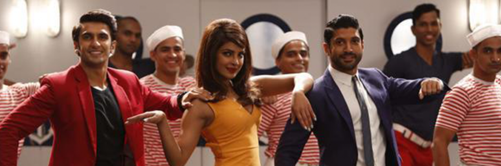 Dil Dhadakne Do, Flutin Valentine's song