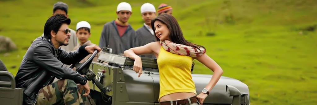 Jab Tak Hai Jaan Flutin Valentine's song