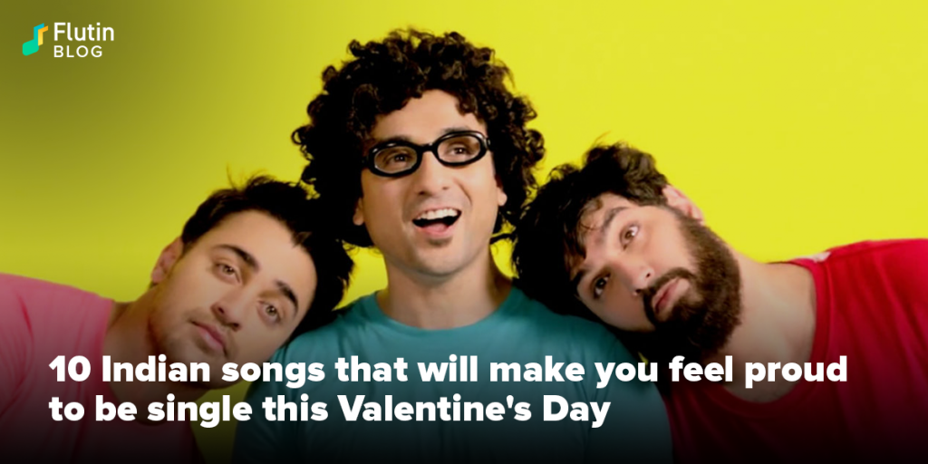 Valentine's Songs For Sinlges