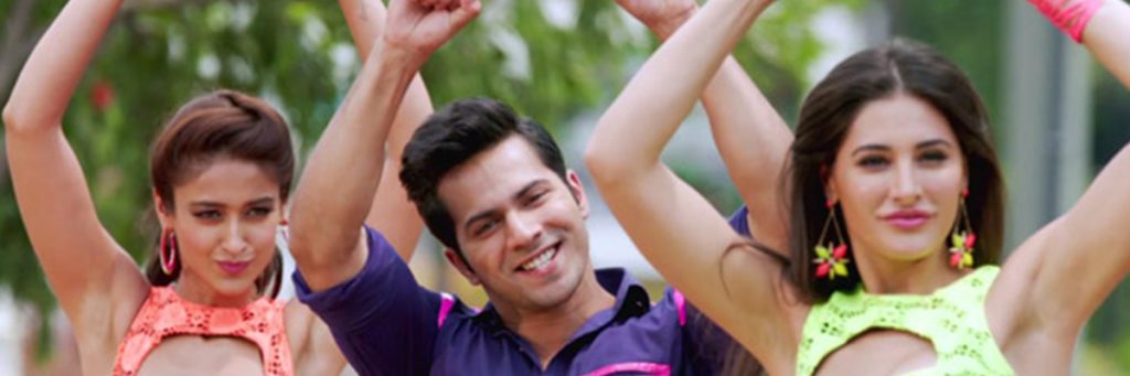 main tera hero song starring varun dhawan illeana de cruz and nargis fakri sung by bollywood singer Arijit singh