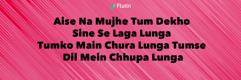this beautiful song is sung by Bollywood legend Kishor Kumar is apt for Antakshari Song.