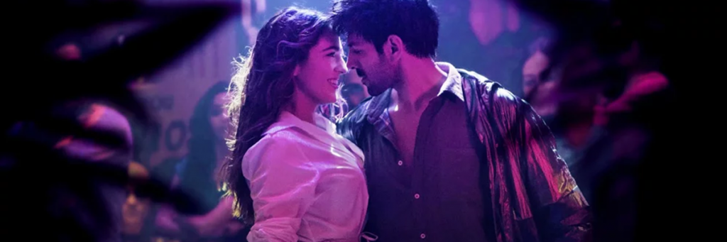 haan main galat song starring kartik aryan and Sara ali khan from the movie love aaj kal sung by Arijit Singh.