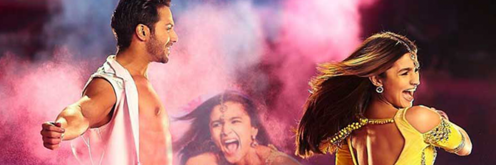 this is the best song for holi party starring varun dhawan and alia bhatt