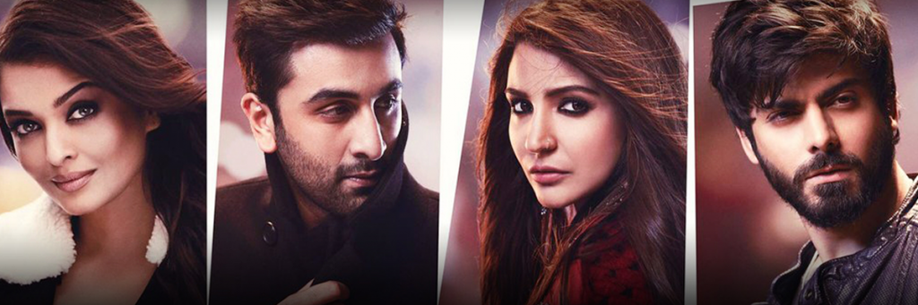 ae dil hai mushkil ranbir kapoor aishwarya rai fawad khan Flutin App pledges to keep y'all entertained during these tough times packed with boredom. Link in bio