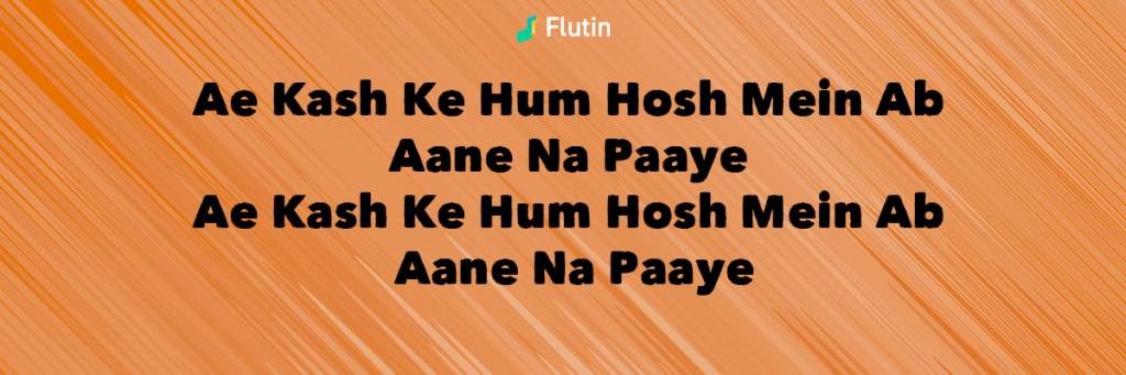 This mind blowing song is sung by Kishor  Kumar is the evergreen song of 70s that was called a golden or evergreen era of indian music industry.