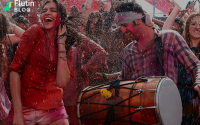 holi songs for holi party, ranbir kapoor and deepika padukone