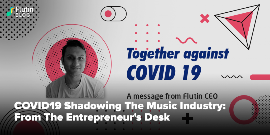 COVID19 Shadowing The Music Industry. Music events got cancelled due to coronavirus