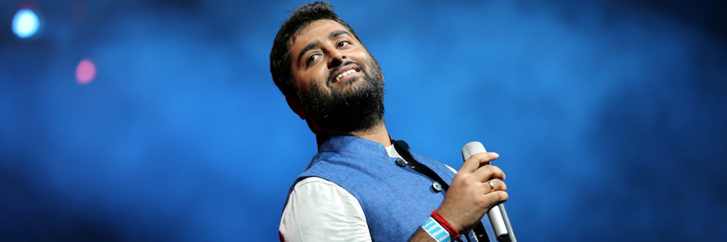 arijit singh the singing sensation