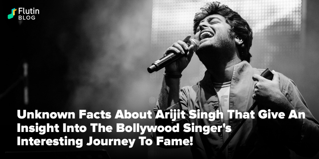 Unknown Facts About Arijit Singh That Give An Insight Into The Bollywood Singer's