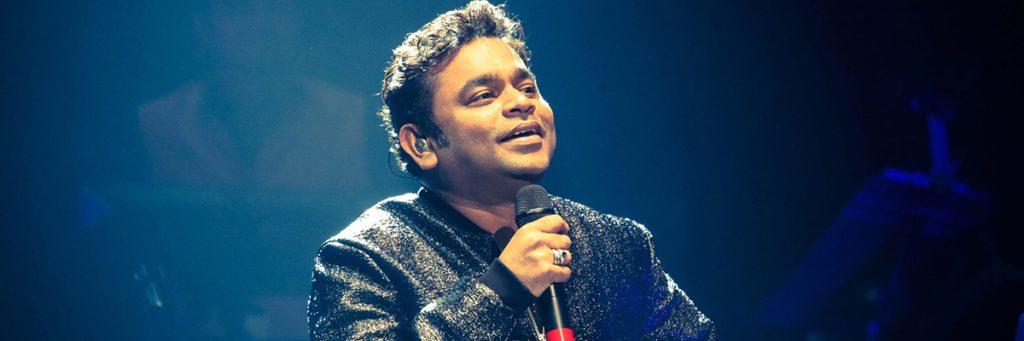 AR Rehman Academy Award Winner, Grammy Award Winner Indian Singer