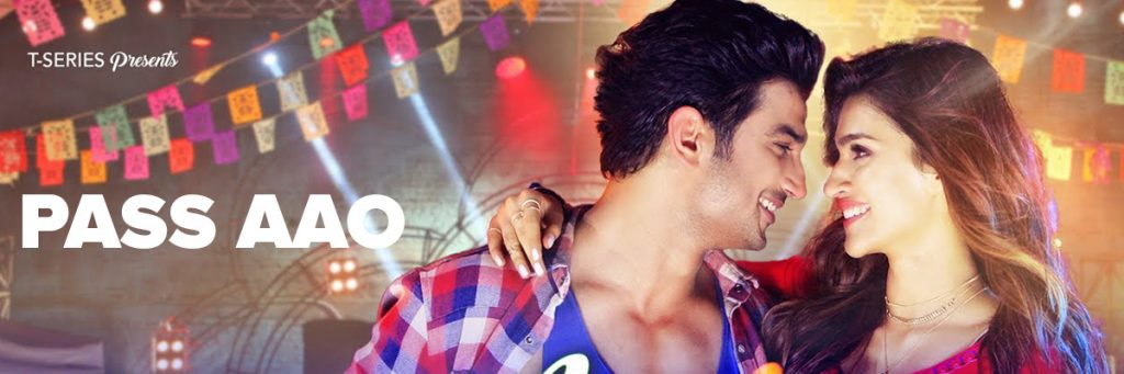 Pass Aao Song for the Close up Ad Most Popular Sushant Singh Rajput's Songs