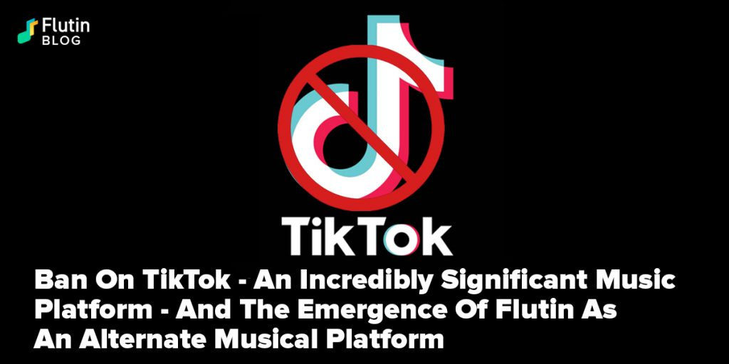 Ban On TikTok - An Incredibly Significant Music Platform