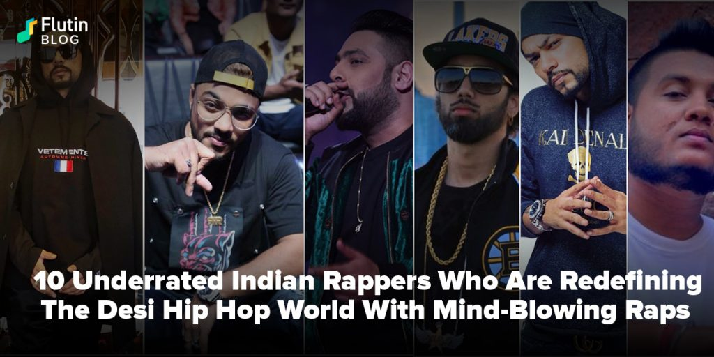 Underrated Indian Rappers Who Are Redefining The Desi Hip Hop World