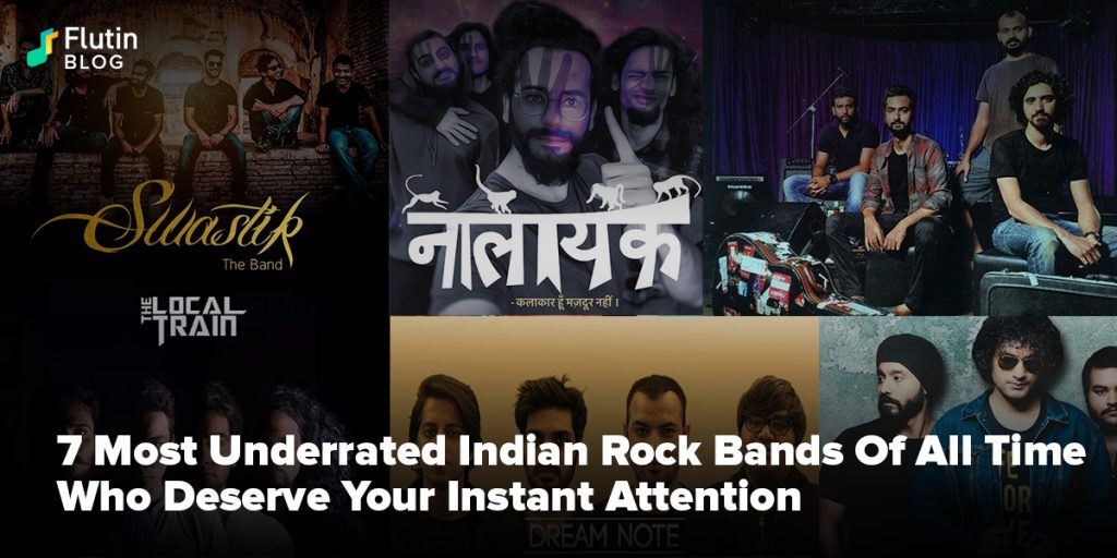 7 Most Underrated Indian Rock Bands Of All Time