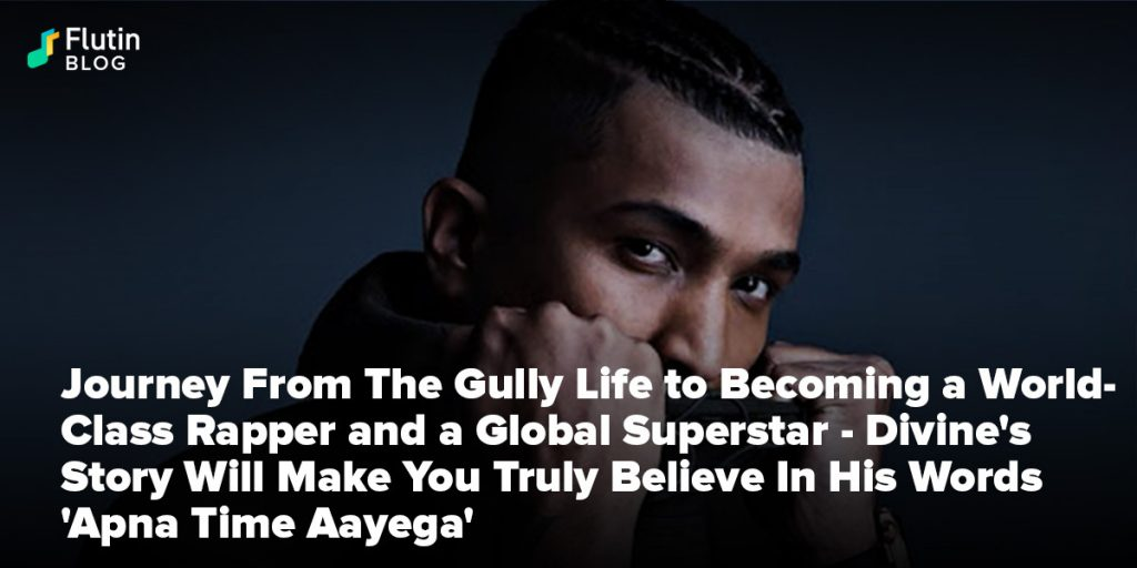 The‌ ‌Gully‌ ‌Life‌ ‌to‌ ‌Becoming‌ ‌a‌ ‌World Class‌ ‌Rapper‌ ‌and‌ ‌a‌ ‌ Global‌ ‌Superstar‌ Divine's‌ ‌Story‌. Indian Rapper divine