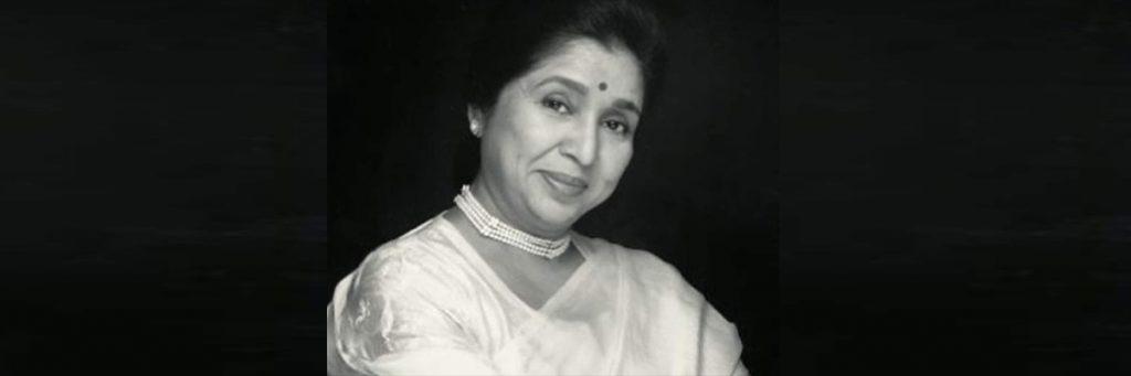 Asha Bhosle Veteran Bollywood Singers of the Black and White Era