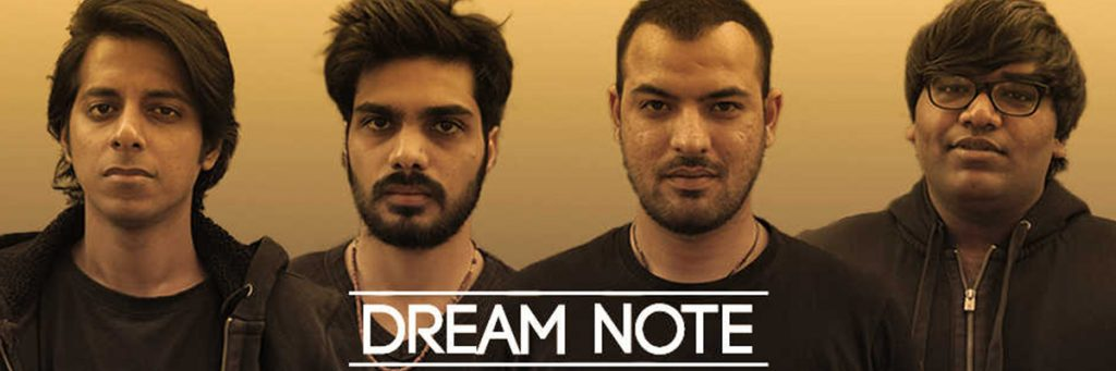 Dream Note the rock band Most Underrated Indian Rock Bands Of All Time