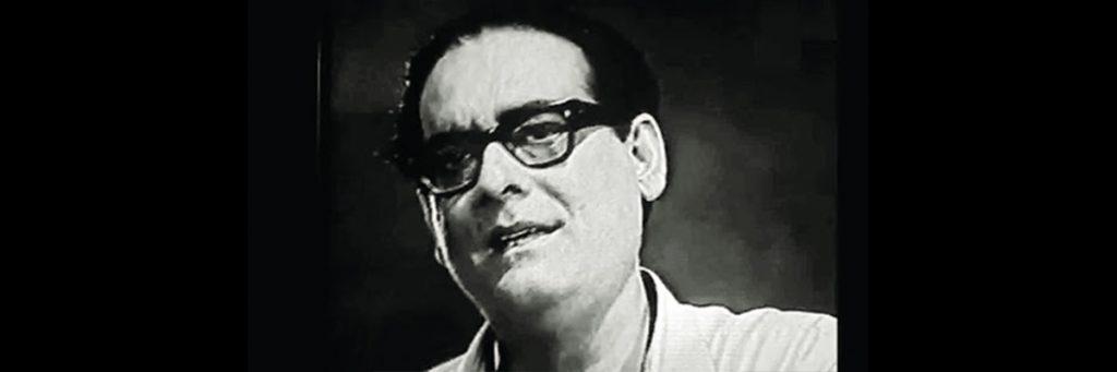 Hemant Kumar Veteran Bollywood Singers of the Black and White Era
