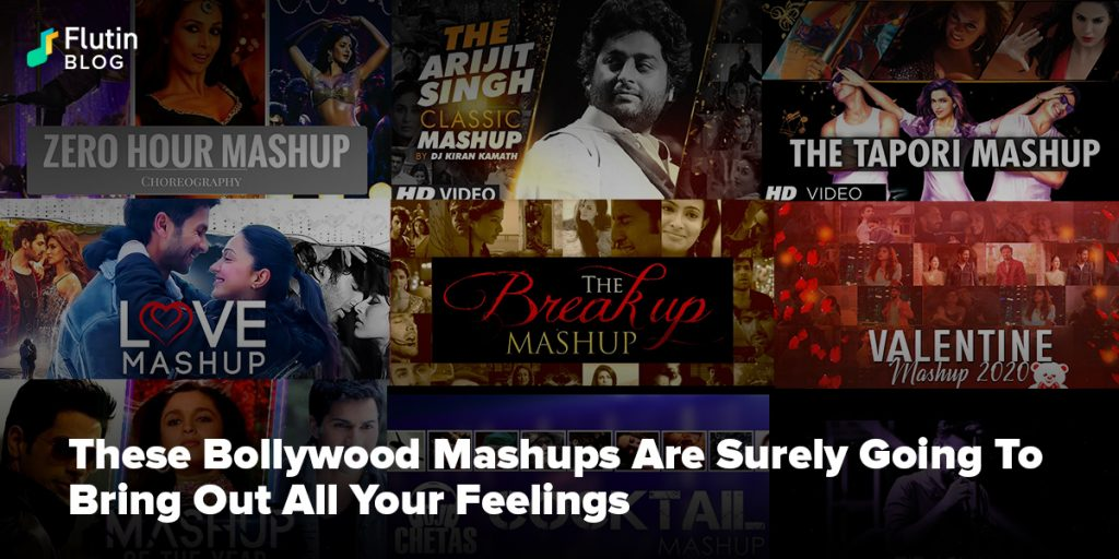 Bollywood Mashups Are Surely Going To Bring Out All Your Feelings