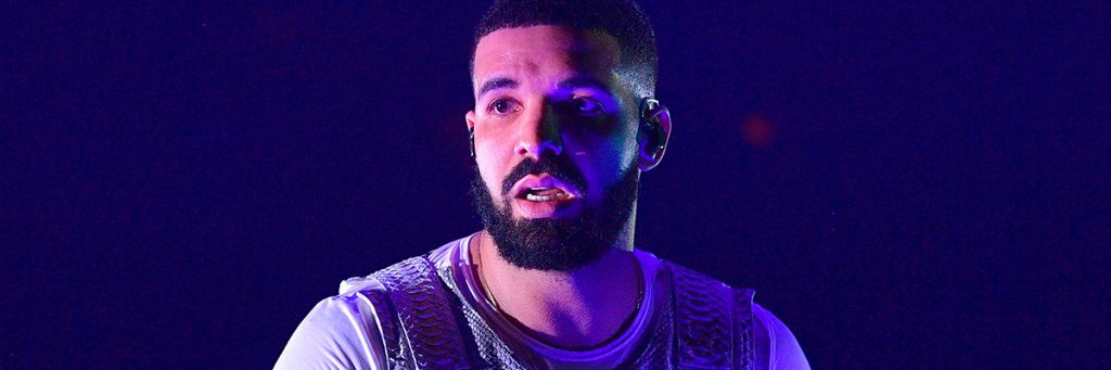 American Rapper Drake