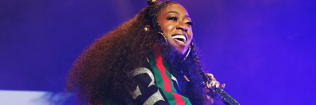 10 Female Rappers Who Are Iconic Game Changers Of The Rap Music Industry