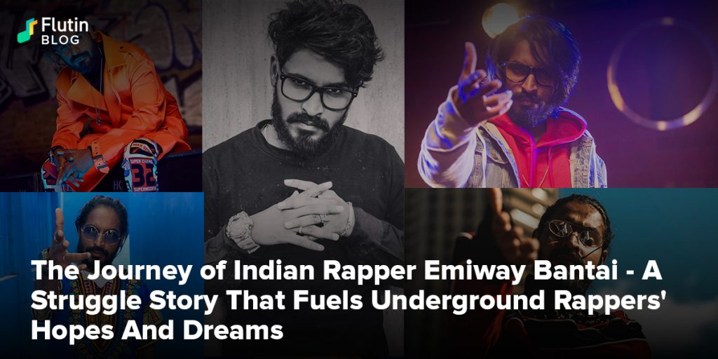 Indian Rapper Emiway Bantai - A Struggle Story That Fuels Underground Rappers' Hopes And Dreams