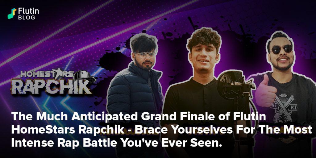Grand Finale Homestars Rapchik