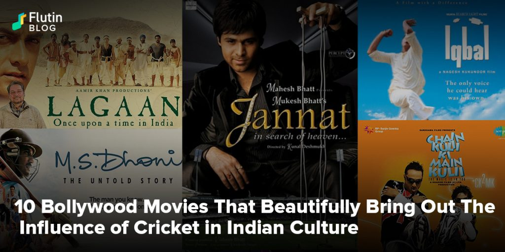Bollywood Movies That Beautifully Bring Out The Influence of Cricket in Indian Culture