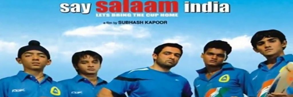 bollywood movie on cricket