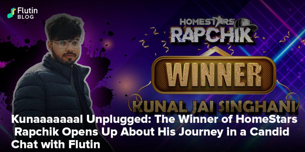 The Winner of HomeStars Rapchik
