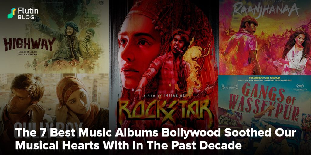 The 7 Best Music Albums Bollywood