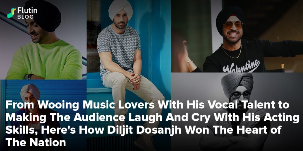 Here's How Diljit Dosanjh Won The Heart of The Nation