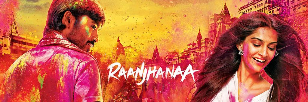 ranjhanaa movie starring sonam kapoor and dhanush The 7 Best Music Albums Bollywood