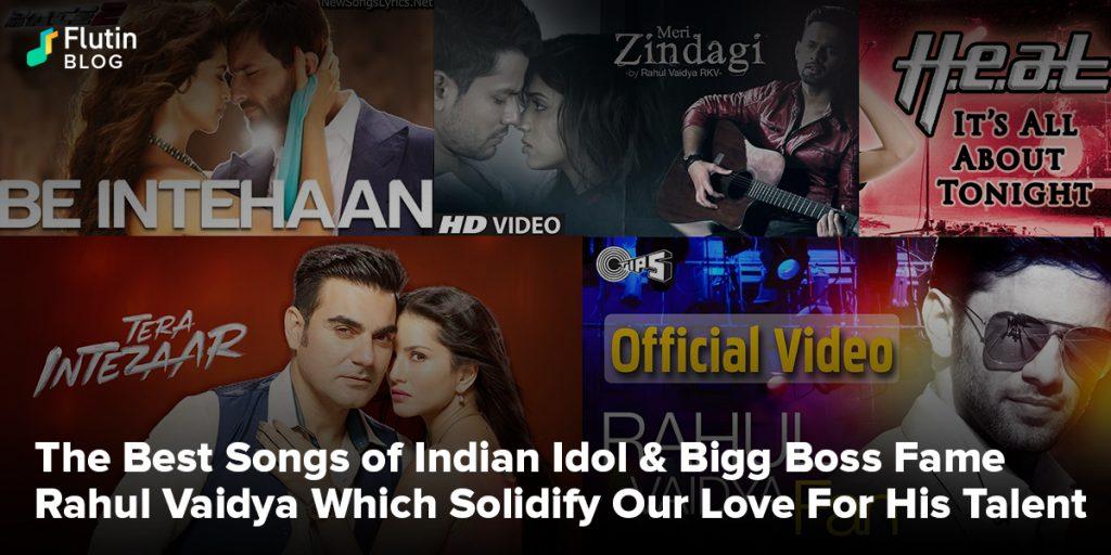 Indian Idol & Bigg Boss Fame Rahul Vaidya