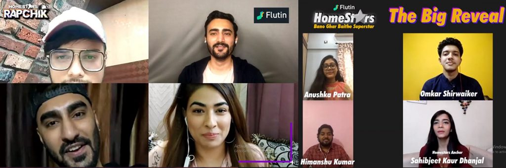 homestars rapchik live streaming
