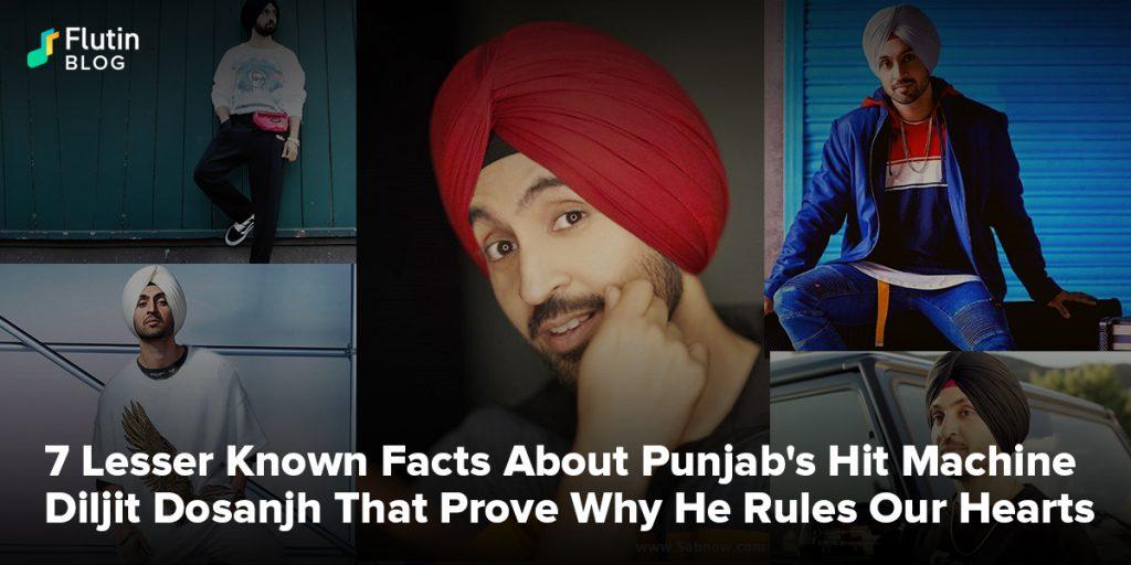 Punjab's Hit Machine Diljit Dosanjh