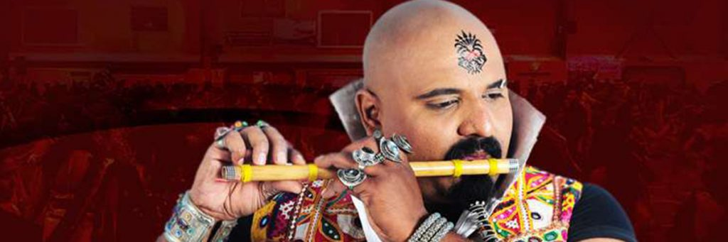 Arvind Vegda Gujarati folk singers