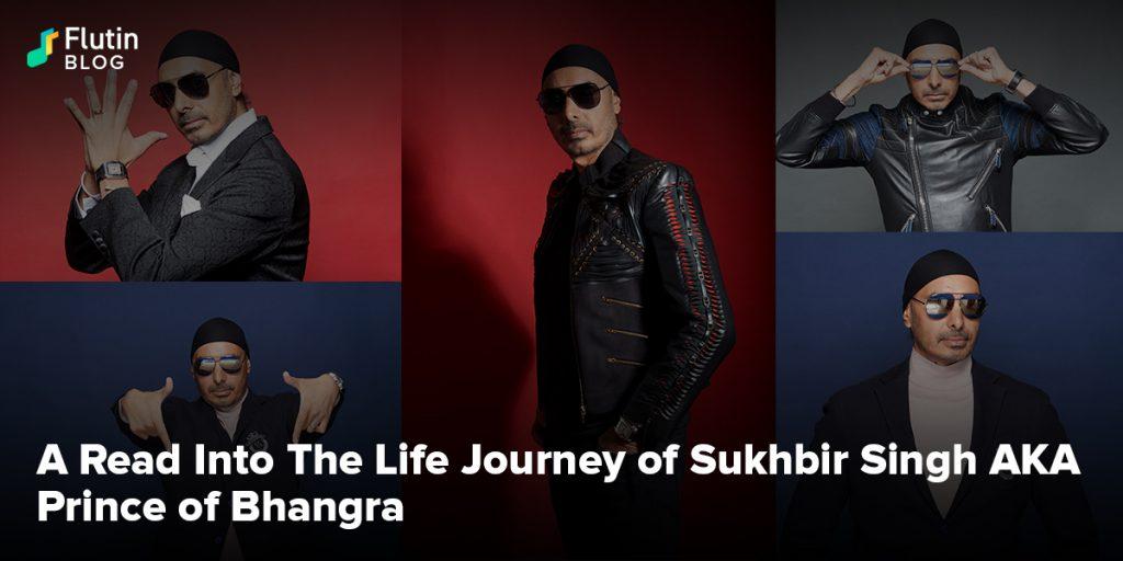 prince of bhangra Singer Sukhbir Singh life journey