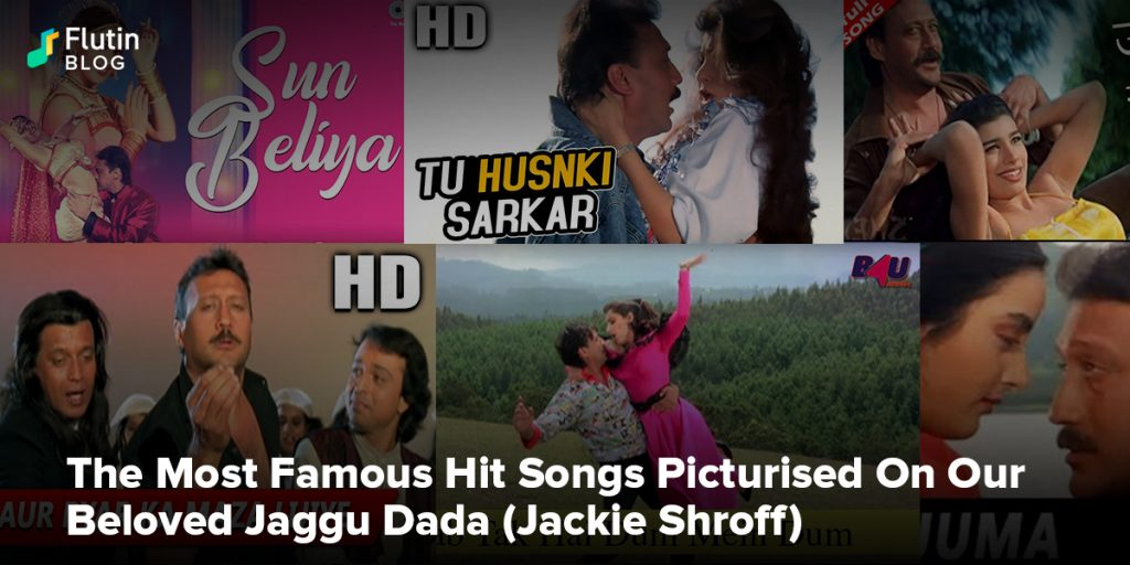 The Most Famous Hit Songs Picturised On Our Beloved Jackie Shroff a.k.a Jaggu Dada