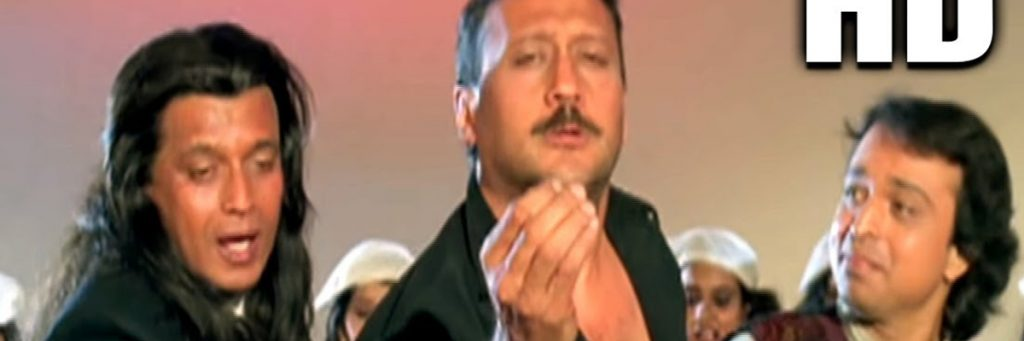 Ishq aur pyar ka maza lijiye song sung by altaf raja and picturised on jackie shroff, mithun chakravarty