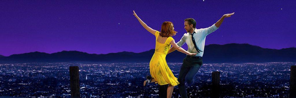 La La Land the academy award winning movies