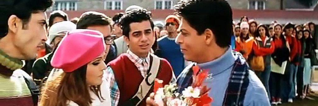 Shahrukh khan main hoon na bollywood blockbuster