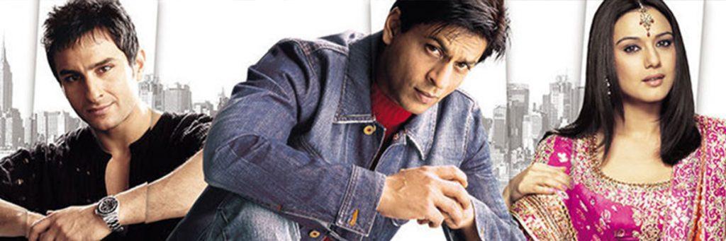 SRK Saif Ali Khan Kal Ho na ho, Javed Akhtar