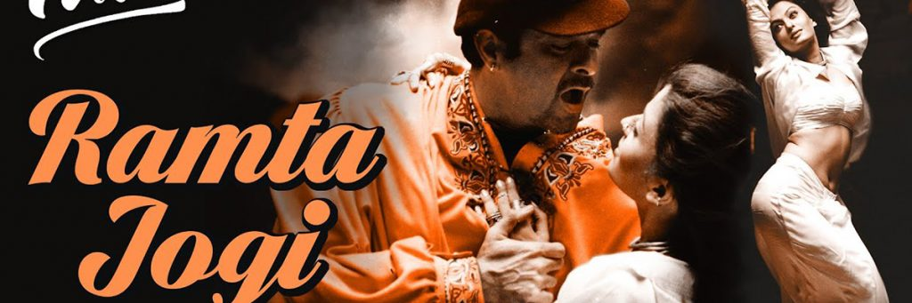 Ramta jogi song by AR Rahman Starring Anil Kapoor and Aishwarya Rahi
