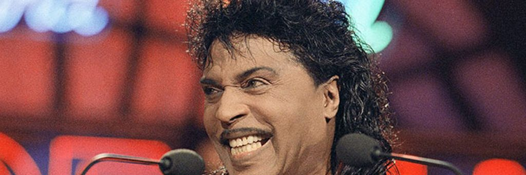 Little Richard was one of the most iconic figures in the rock 'n' roll scene.