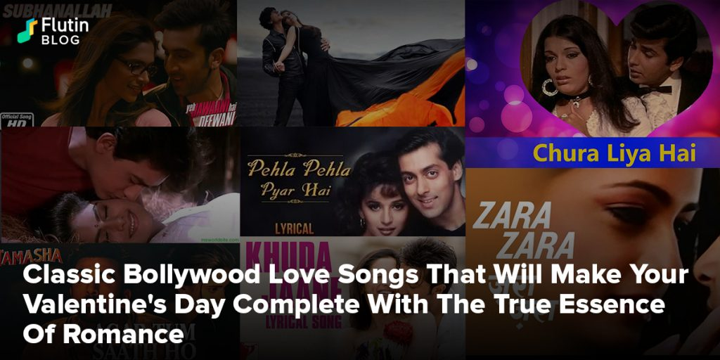 Classic Bollywood Love Songs That Will Make Your Valentine's Day Complete