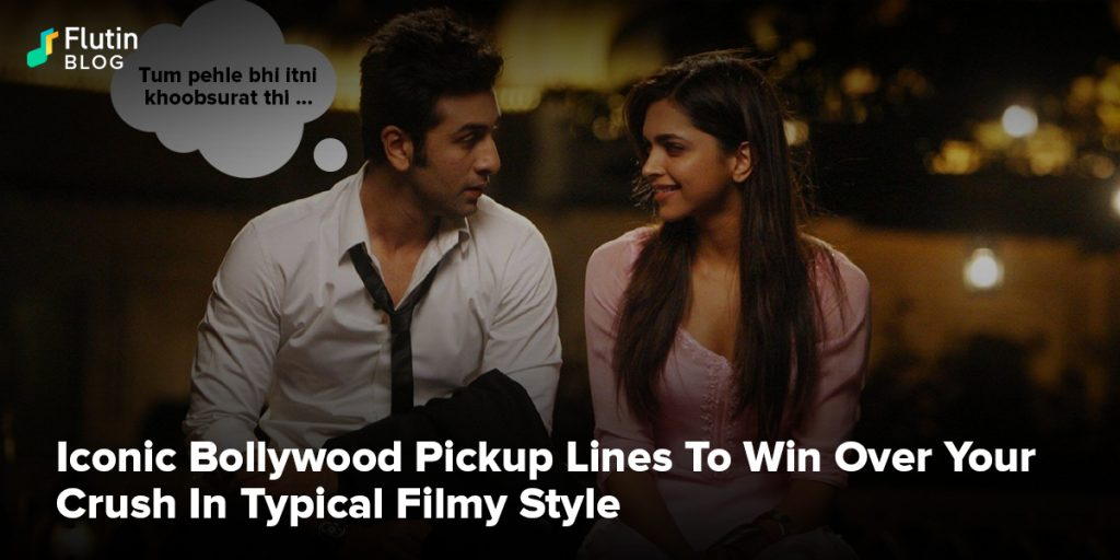 Iconic Bollywood Pickup Lines To Win Over Your Crush In Typical Filmy Style!