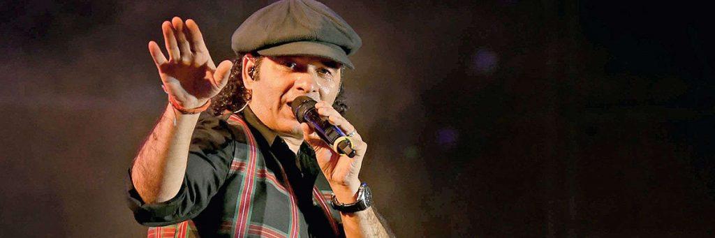 Mohit Chauhanthe hindi singer