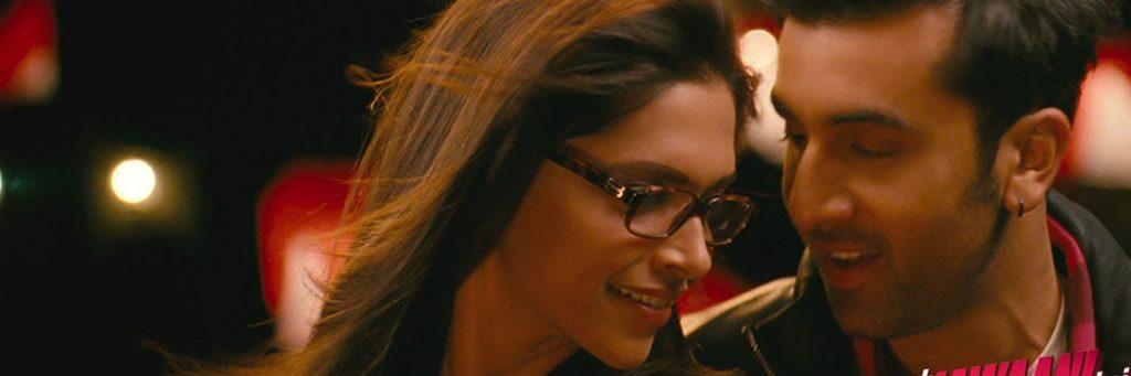 ranbir kapoor & deepika padukone starring Subhanallah song from the movie Yeh Jawaani Hai Dewaani