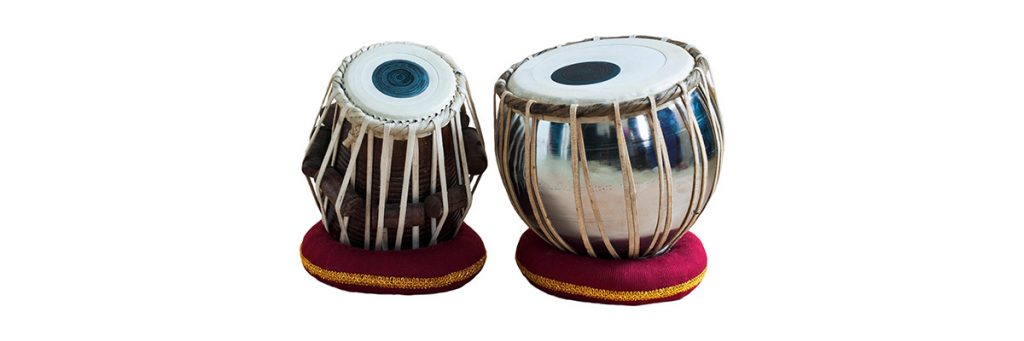 Music intrument Tabla originated in India indian musical instrument